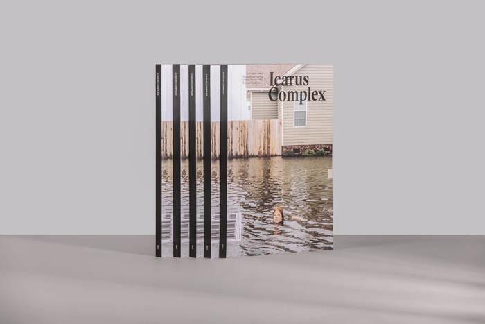 Icarus Complex magazine No. 1, Sep 2019 1