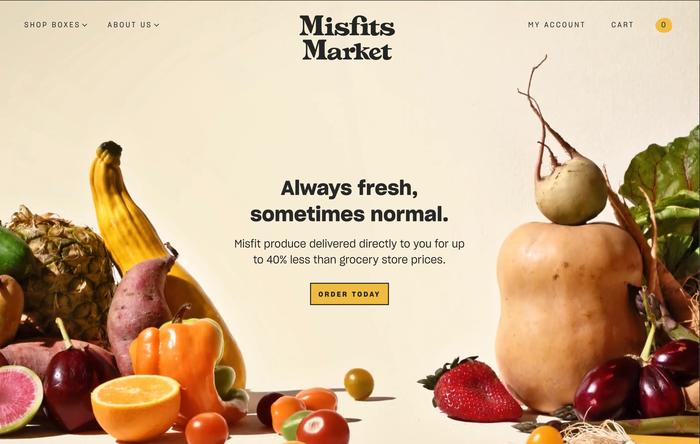 Misfits Market 1
