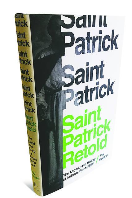 Saint Patrick Retold by Roy Flechner 2