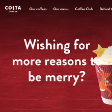 Costa Coffee (2018 rebranding)