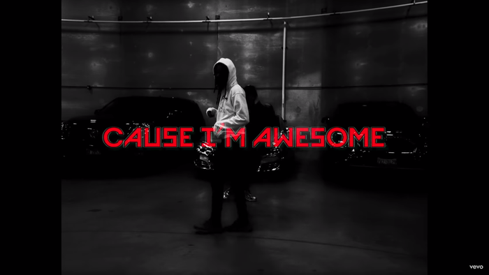 """Awesome"" – Valee feat. Matt Ox (official video) 4"