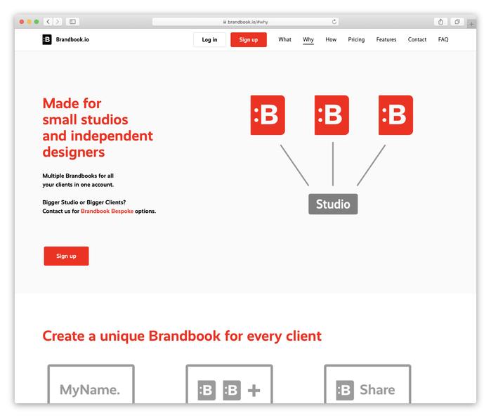 Brandbook.io 3