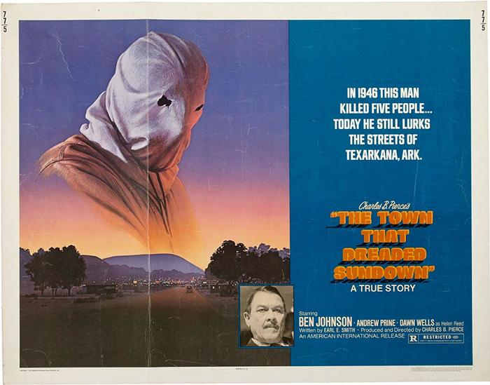 The Town That Dreaded Sundown (1976) 1