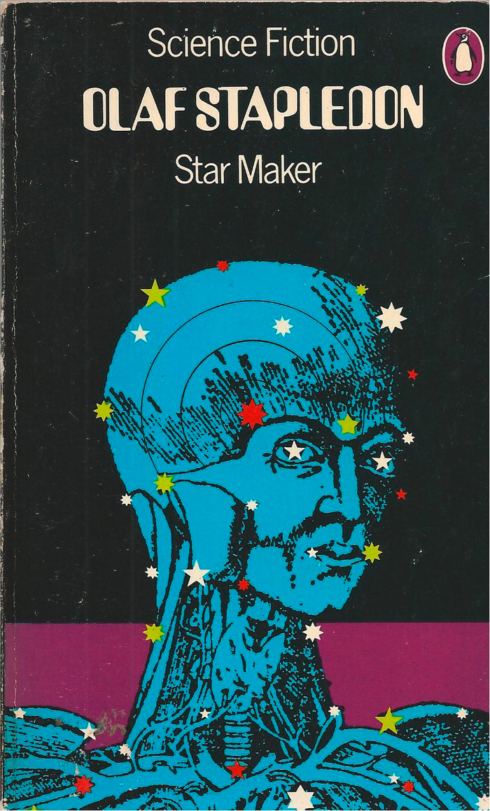 Olaf Stapledon: Star Maker.