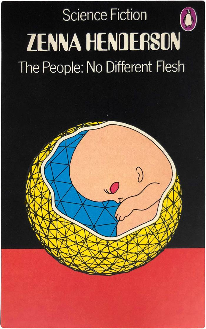 Zenna Henderson: The People: No Different Flesh.