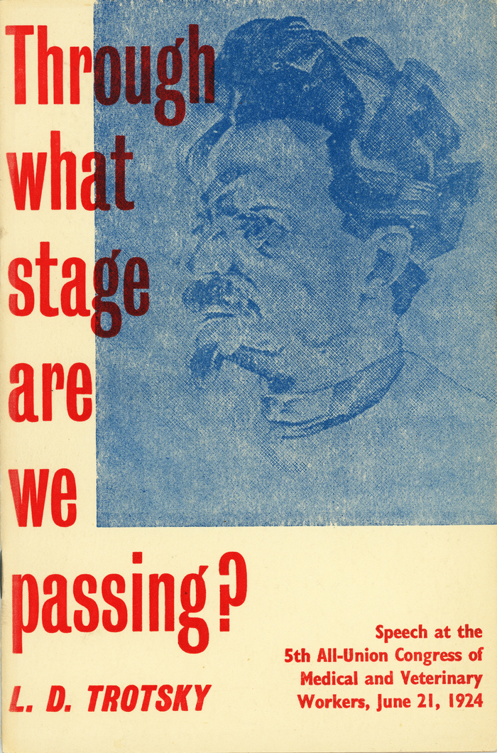 Through What Stage Are We Passing? by L.D. Trotsky