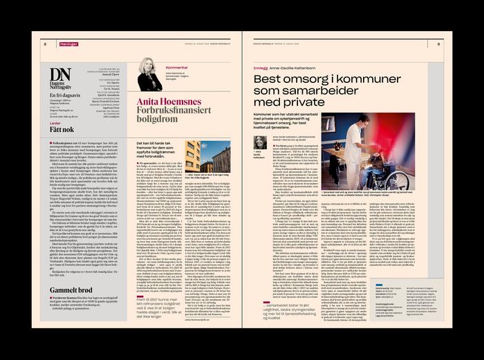 Dagens Næringsliv newspaper 4