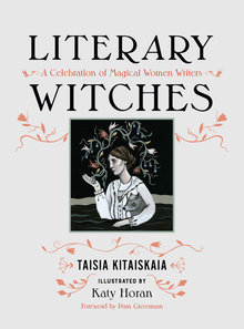 <cite>Literary Witches</cite> book cover