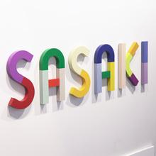 Sasaki redesign