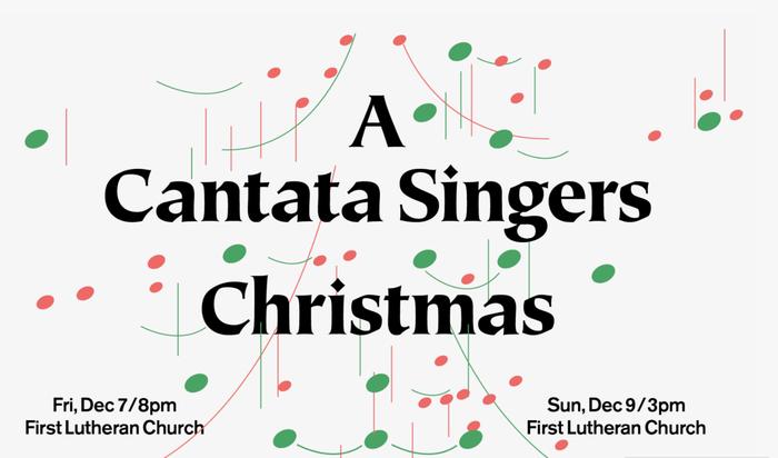 Cantata Singers branding 2