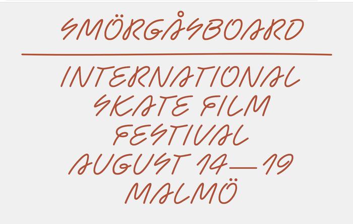 Smörgåsboard Skate Film Festival 2019 1