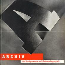 "Covers for <cite>Archiv für Buchgewerbe und Gebrauchsgraphik</cite>, Vol.<span class=""nbsp"">&nbsp;</span>69, Nos.<span class=""nbsp"">&nbsp;</span>6 and<span class=""nbsp"">&nbsp;</span>7"