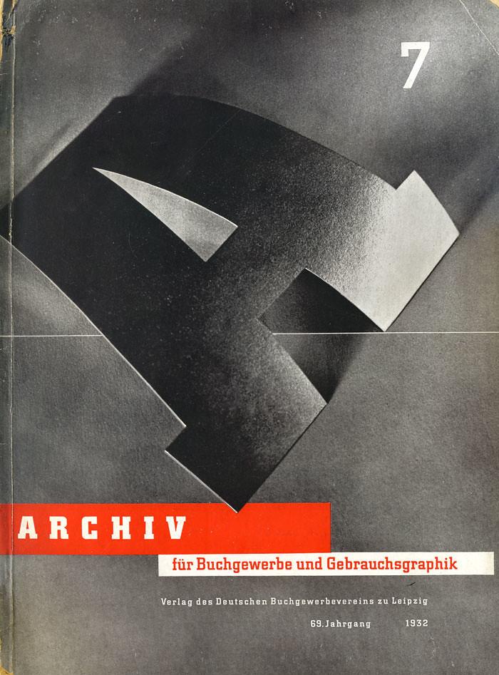 No. 7. Cover design by Karl Franke, Berlin.