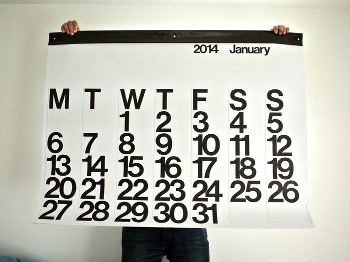 Stendig Calendar 2
