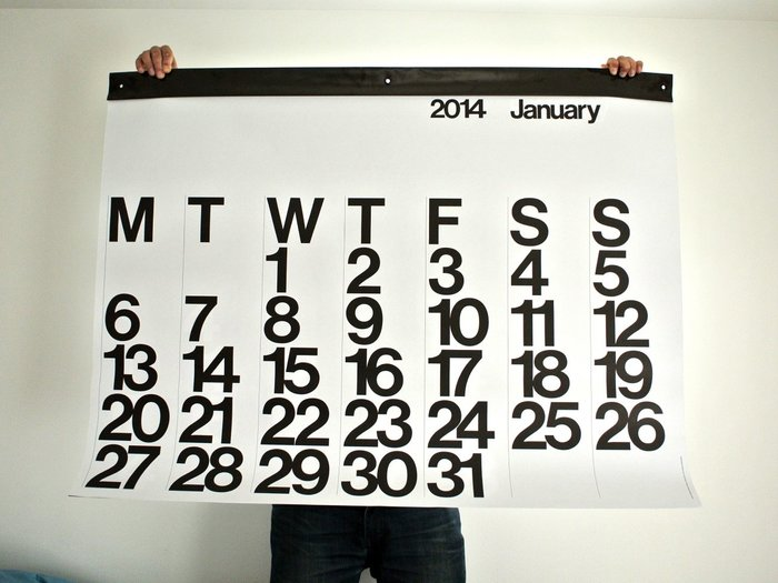 Stendig Calendar 3