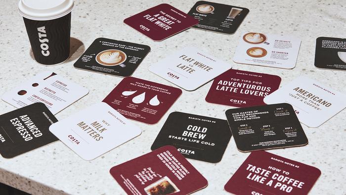 Costa Coffee (2018 rebranding) 4