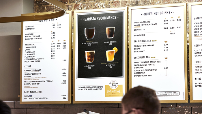 Costa Coffee (2018 rebranding) 5