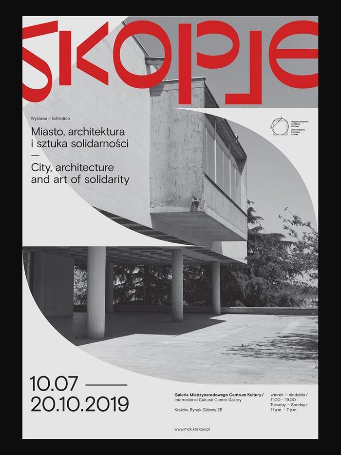 Skopje: Miasto, architektura i sztuka solidarności 1