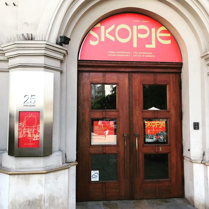Skopje: Miasto, architektura i sztuka solidarności 9
