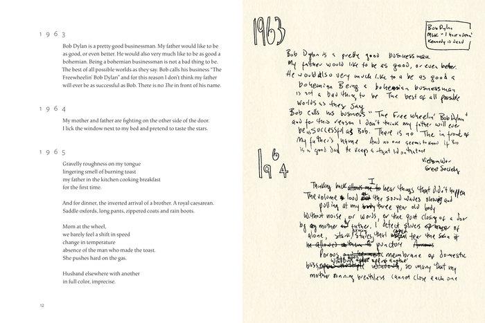 Year by Year: Poems by Lynne Sachs 2