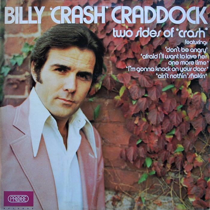 """Two Sides of 'Crash' – Billy """"Crash"""" Craddock"""