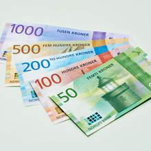 Norwegian banknotes (2014–2019)