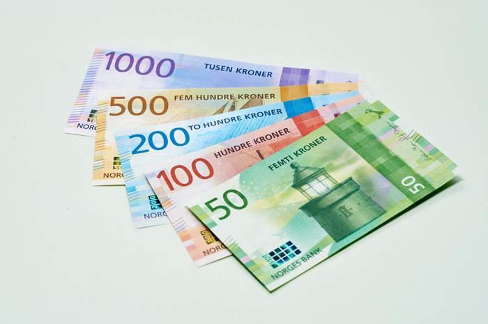 Norwegian banknotes (2014–2019) 1