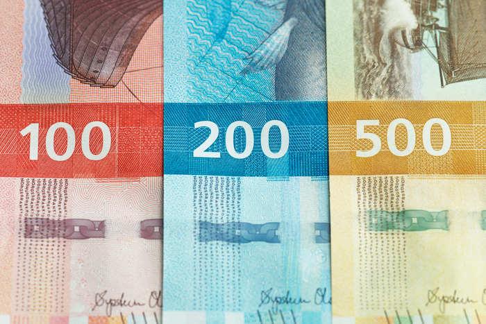 Norwegian banknotes (2014–2019) 3