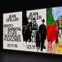 Jean Gfeller – <cite>Pentobarbital et les nouveaux Folklores</cite>