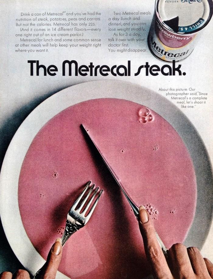 Metrecal ad