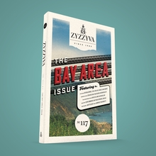 "<cite>ZYZZYVA</cite> Nº117, ""The Bay Area Issue"""