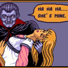 <cite>Castle of Dracula</cite>