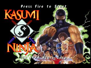 Kasumi Ninja 1