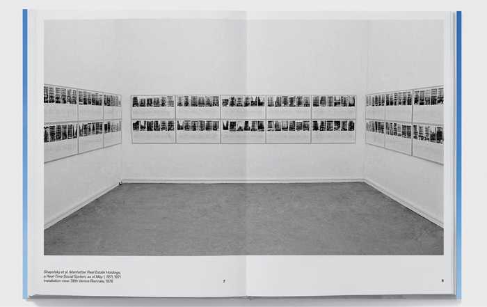 Hans Haacke: All Connected 4