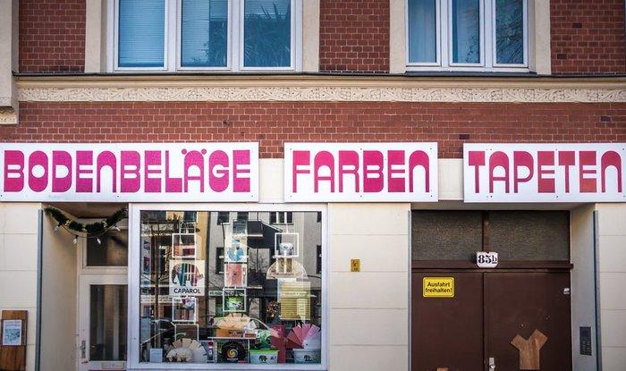 Bodenbeläge Farben Tapeten, Berlin 2