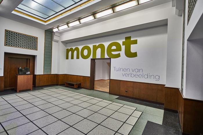 Monet exhibition, Kunstmuseum Den Haag 1