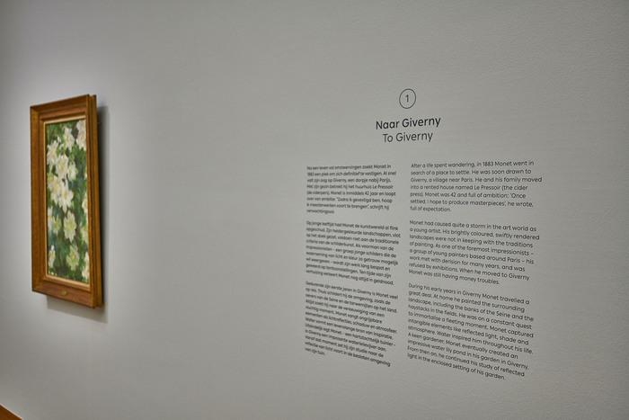Monet exhibition, Kunstmuseum Den Haag 3