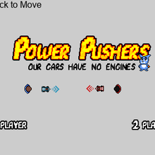<cite>Power Pushers: Our Cars Have No Engine</cite>