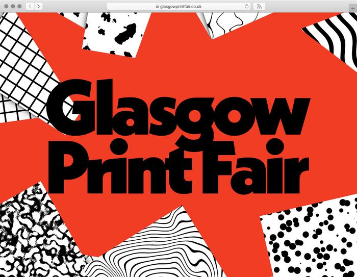 Glasgow Print Fair 2019 1