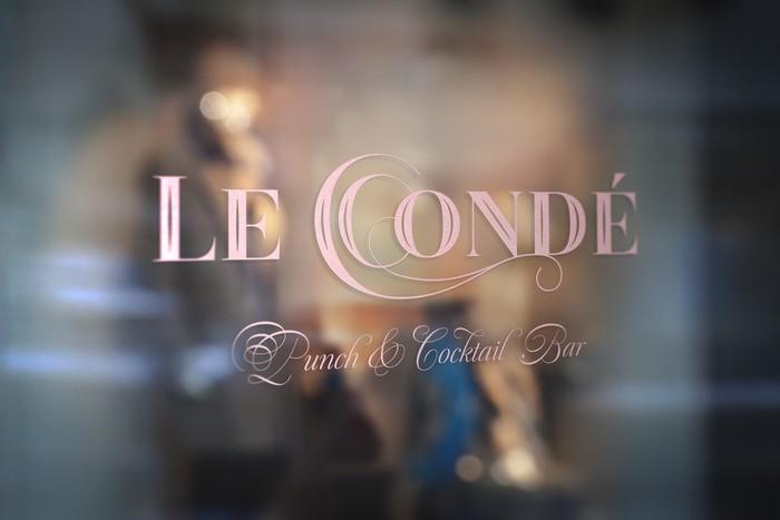 Le Condé, Punch & Cocktail Bar 10