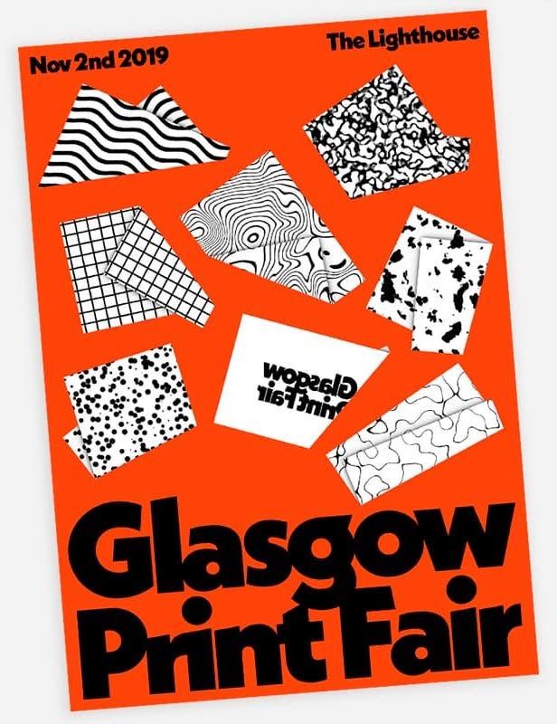 Glasgow Print Fair 2019 5