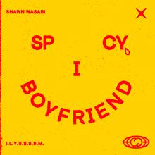"""""""Spicy Boyfriend"""" – Shawn Wasabi cover art"""