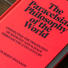 <cite>The Paracelsian Philosophy of the World</cite>