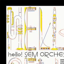 Hello! SEM Orchestra, 2019 annual concert