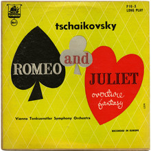 Vienna Tonkünstler Symphony Orchestra – <cite>Romeo and Juliet</cite> album art