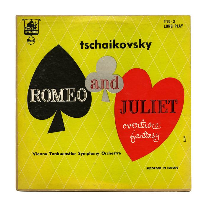 Vienna Tonkünstler Symphony Orchestra – Romeo and Juliet album art