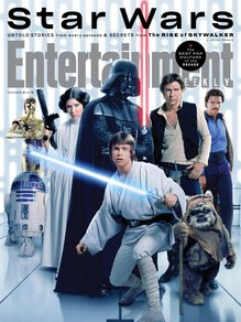 "<cite>Entertainment Weekly</cite> magazine, ""Star Wars"", Dec<span class=""nbsp"">&nbsp;</span>2019"