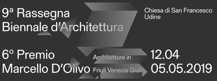 9a Rassegna Biennale d'Architettura catalogue and poster 12
