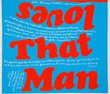 <cite>that man loves</cite>