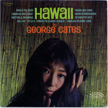 George Cates – <cite>Hawaii</cite> album art